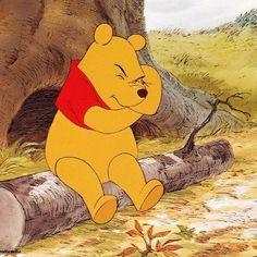 pooh thinking